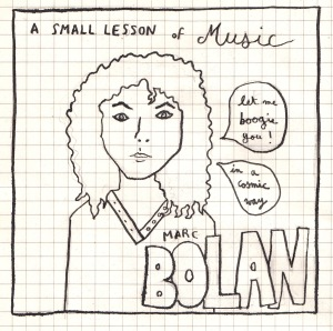 a small lesson - bolan