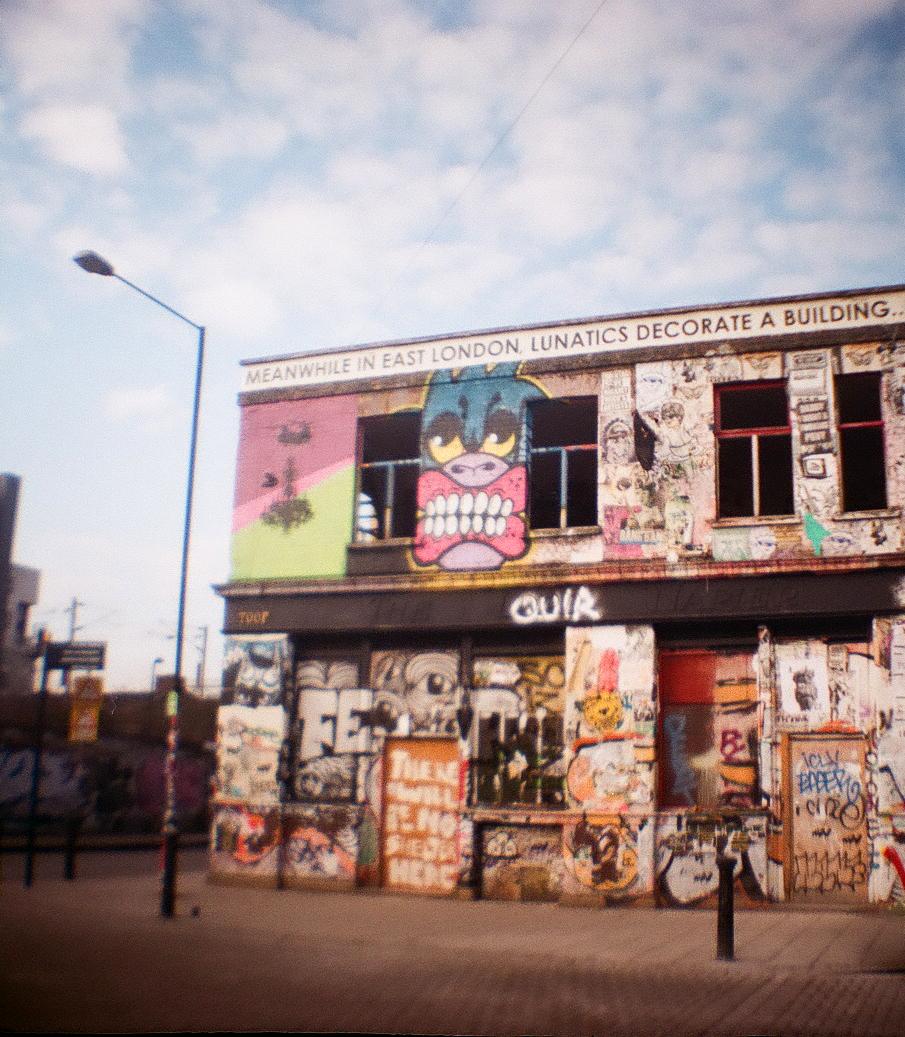 Lunatics Building
